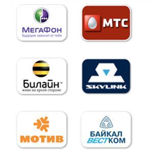 Операторы сотовой связи Кодино