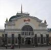 Железнодорожные вокзалы в Кодино