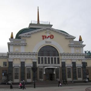 Железнодорожные вокзалы Кодино